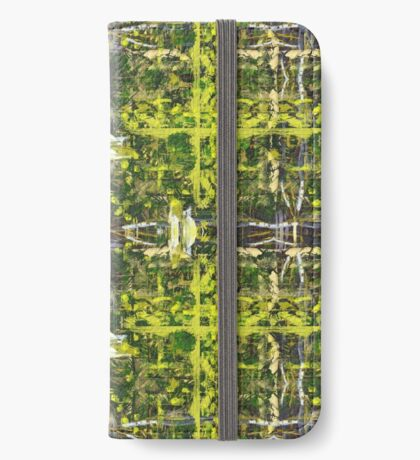 Forest Treetops iPhone Wallet