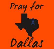 Pray for Dallas Kids Tee