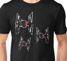 First Order Tie Fighers Unisex T-Shirt