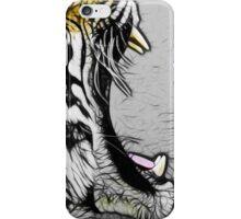 Tiger numero uno iPhone Case/Skin