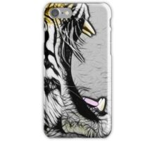 Tiger numero uno iPhone Case/Skin
