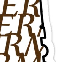 Doctor Who Dalek — EXTERMINATE Sticker