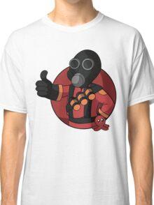 RED Pyro - Red Brain Slug Classic T-Shirt