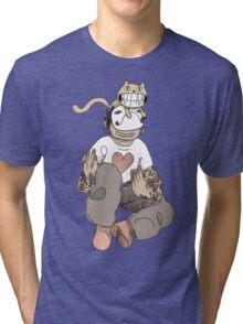 OFF - Tattooed Zacharie Tri-blend T-Shirt