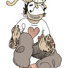 OFF - Tattooed Zacharie by mortisghost