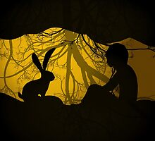 Rabbit hole by franzi