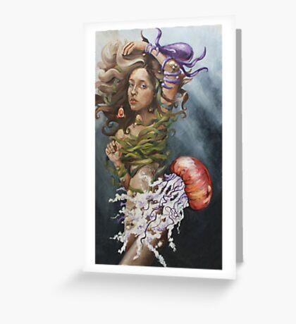 Siren of the Sea Greeting Card