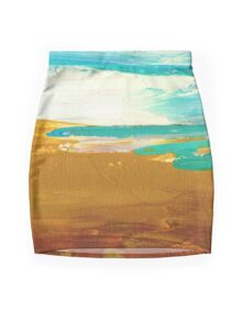 Dockweiler Beach Mini Skirt