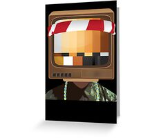 Channel Orange Greeting Card
