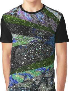 Outer Space Galaxy Graphic T-Shirt