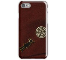 The Red Coat iPhone Case/Skin