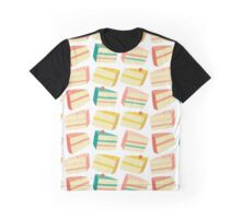 Cakes Cakes Cakes Graphic T-Shirt