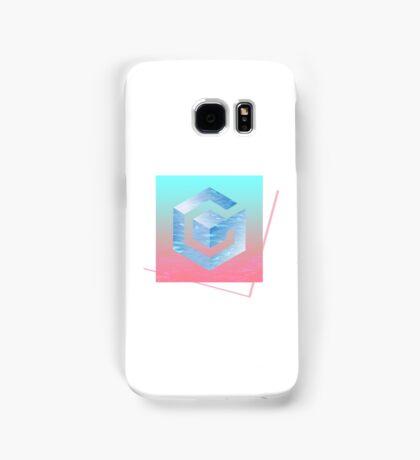 Gamecube Vaporwave design Samsung Galaxy Case/Skin