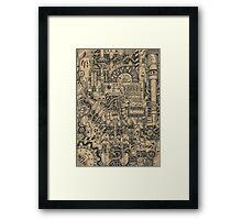Mechatronics Framed Print