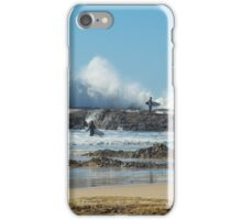 Waves of Fury iPhone Case/Skin