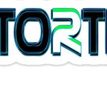 Distortion 2 Sticker
