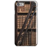 Collected Knowledge iPhone Case/Skin