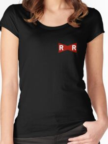 A-17 Women's Fitted Scoop T-Shirt