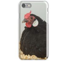 Top Bird iPhone Case/Skin
