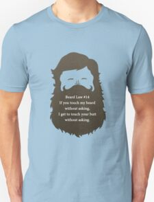 Beard Law #14 T-Shirt