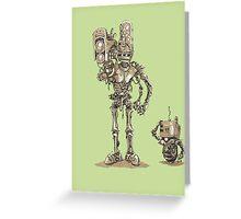 ~The Self-Made Surgeon~ Greeting Card
