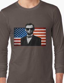 Abroham Lincoln Long Sleeve T-Shirt