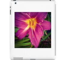 Flower 30 iPad Case/Skin