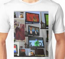 Up bright and early to watch the World Game - The Netherlands v. Costa Rica.  Unisex T-Shirt