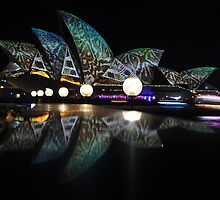 Lizard Of Oz Opera, Vivid Festival, Australia 2014 by muz2142