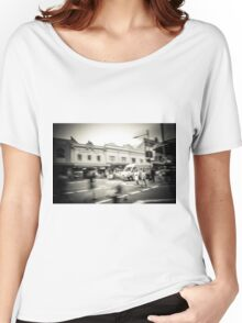 Street Scene #1  Women's Relaxed Fit T-Shirt