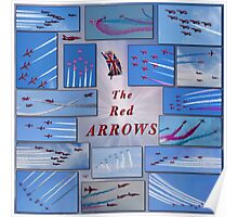 A Red Arrows Poster Poster