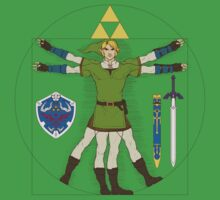 Hylian Man by GoldenLegend