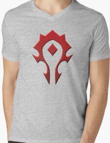 Horde Mens V-Neck T-Shirt