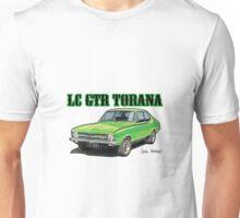 Holden LC Torana in green Unisex T-Shirt