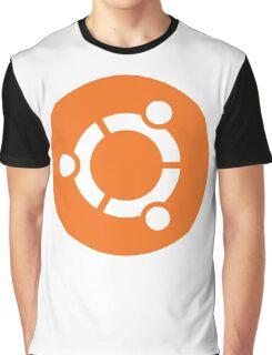 Ubuntu Linux Graphic T-Shirt