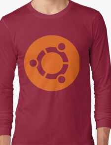 Ubuntu Linux Long Sleeve T-Shirt