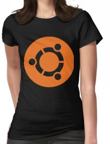 Ubuntu Linux Womens Fitted T-Shirt