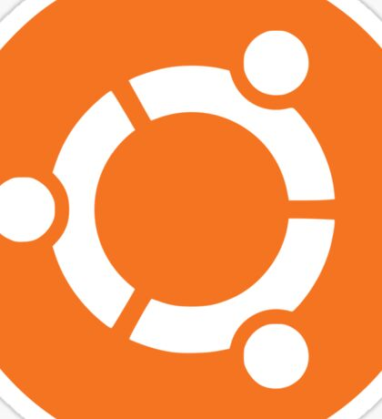Ubuntu Linux Sticker