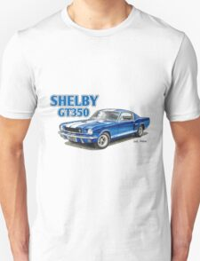 Ford Shelby Mustang GT350 T-Shirt