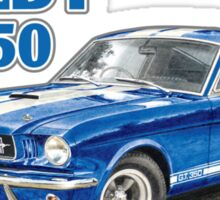 Ford Shelby Mustang GT350 Sticker