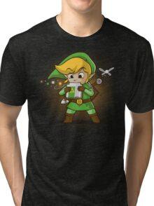 Cartridge of time Tri-blend T-Shirt