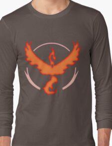 Team Valor   Pokemon GO Long Sleeve T-Shirt