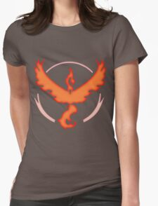 Team Valor | Pokemon GO Womens Fitted T-Shirt