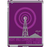 Night Vale Community Radio iPad Case/Skin