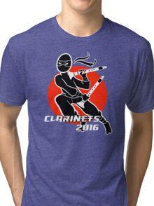 Clarinet 2016 Shirt Tri-blend T-Shirt