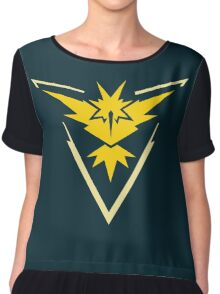 Team Instinct Chiffon Top