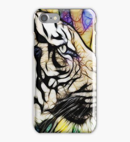 Tiger numero quatro iPhone Case/Skin