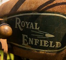 Royal Enfield by rumimume