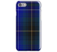 02164 Vance Ingelgem Dress Tartan iPhone Case/Skin