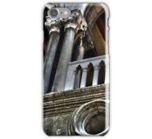 Doges Palace Columns iPhone Case/Skin